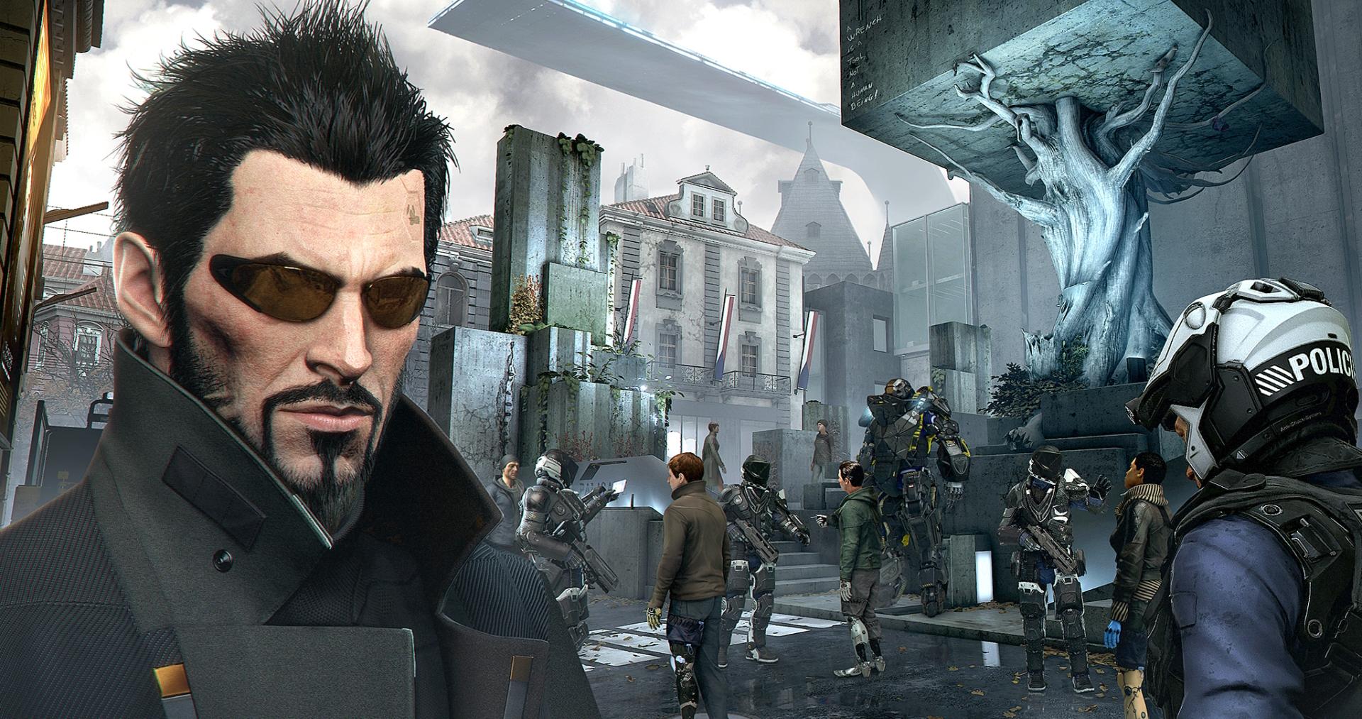 Deus Ex: Mankind Divided – ciężko i klimatycznie, ale krótko